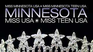 Victoria Trittin Miss Minnesota Teen USA 2017 Crowning