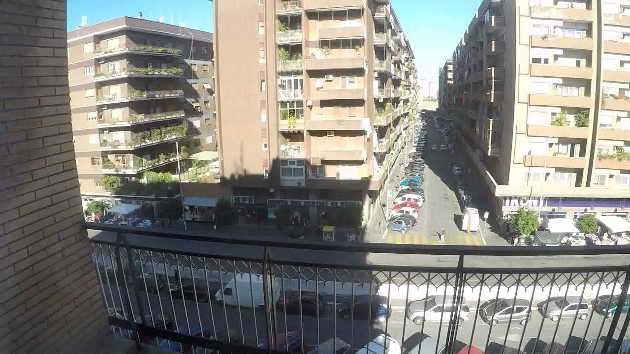 4 spacious rooms for in a charming apartment near Tiburtina Station
