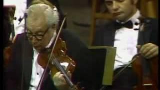 Isaac Stern: Vivaldi Four Seasons Spring III.Allegro