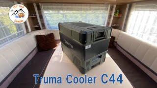 Vorstellung der nagelneuen Truma Cooler Kompressorkühlbox C44