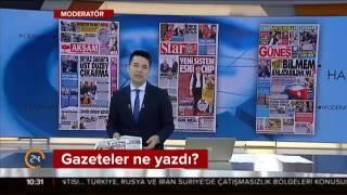 Star Gazetesi'nin bugünkü manşeti
