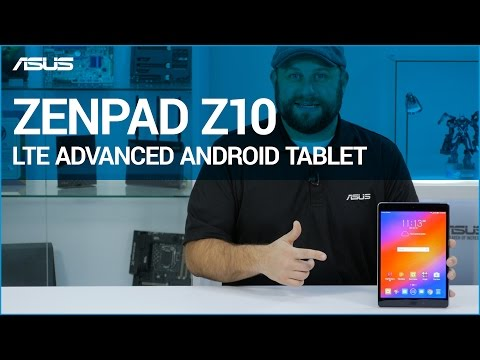 Introducing the ZenPad Z10