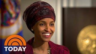 Female Muslim Refugee Breaks Barriers As Minnesota State Representative | TODAY