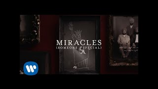 Coldplay & Big Sean   Miracles (Someone Special)   Official Lyric Video