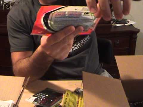 Tackle Warehouse and Bass Pro Shops Unboxing