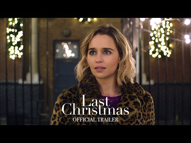 THE LAST CHRISTMAS (LAST VIEWING THURSDAY NIGHT) Trailer