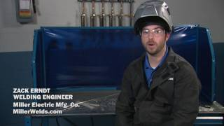 Learn about the benefits of low and high speed pulses when TIG welding WATCH here: