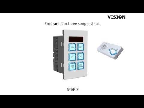Vision Techconnect TC2-CTL3 Control (en)