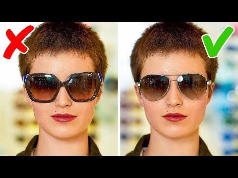 Как Выбрать Очки, Которые Идеально Подойдут Типу Вашего Лица