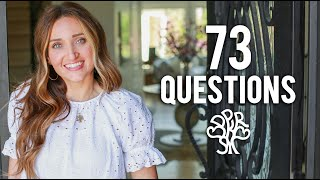 73 Questions with Mindy McKnight | VOGUE Format *never answered before* by Cute Girls Hairstyles