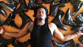 MY STRANGE ADDICTION | Black Boots Collection