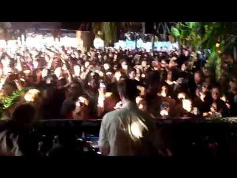 Dixon Innervisions Mexico BPM Festival 2015 at Blue Venado Beach Club...