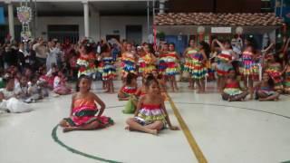 La colombianidad de San Vicente sede Rosa Virginia