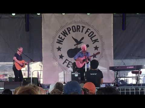 Graham Nash - Myself At Last @ Newport Folk Festival 2016