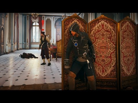 Assassin's Creed Unity Stealth Kills (Sequence 5 Full Missions)