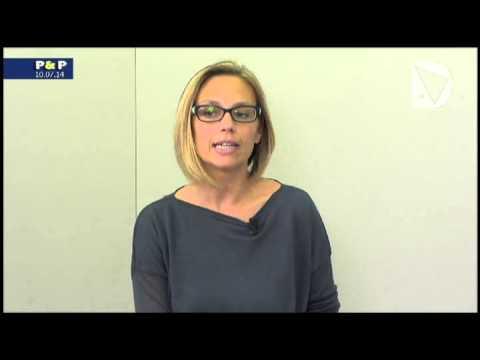 Passioni & Politica - l'assessore regionale alla cultura Sara Nocentini intervistata da Elisabetta Matini.