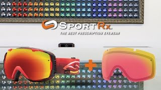 Smith IOS Snow Goggle (Asian Fit)