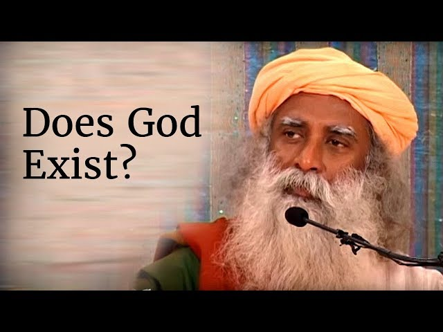 Does god exists?