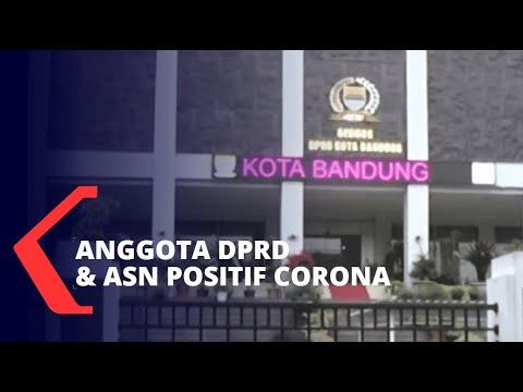25 Anggota DPRD Kota Bandung dan ASN Positif Corona