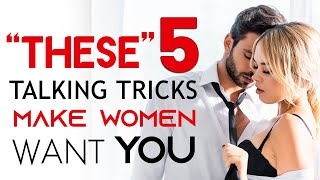 """""""THESE"""" 5 Tricks Attract Women and """"Spark the Vibe"""" 