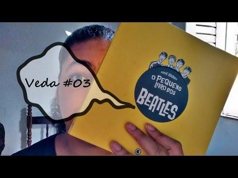 VEDA #03: Mini Resenha do livro O Pequeno Livro dos Beatles