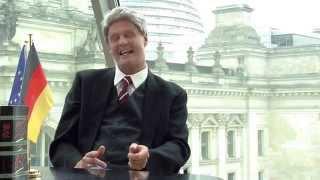 Mit Pfarrer Gauck: Die Deutsche Bank Lieben Lernen