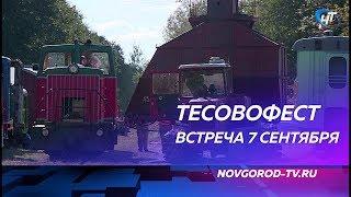 Подготовка к субботнему фестивалю ретро-техники в Тесово-Нетыльском близится к завершению