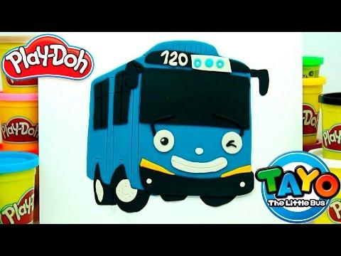 скачать таё маленький автобус