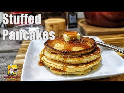 Stuffed Pancakes | #BreakfastwithAB | Pancake Recipe