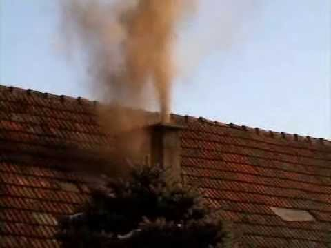 KAMIN KEHREN - die ANDERE Variante/ Crazy: the other way of Chimney sweeping