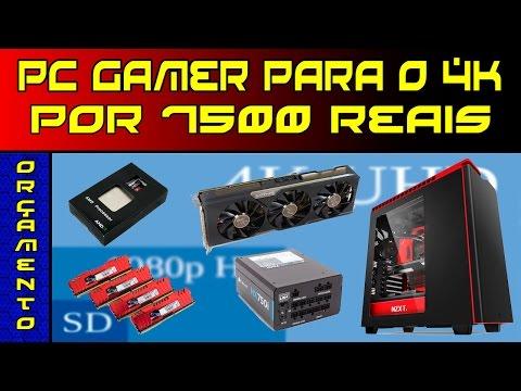 PC GAMER PREPARADO PARA O 4K ULTRA HD
