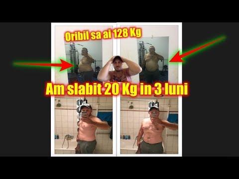 Pierde in greutate fata