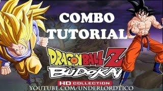 DBZ Budokai 3 HD - Combo Tutorial, How to Cancel