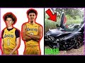 Download Youtube: How LaMelo Ball just RUINED HIS LIFE AND CAREER!! LaMelo crashes LAMBO!!