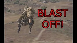 The funniest thing i've done to date: Playing Baseball in Arma 3