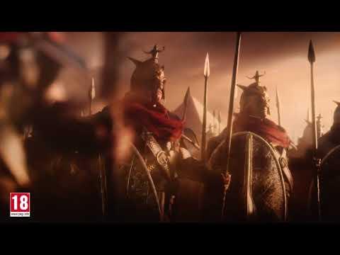 SAND Cinematic Trailer de Assassin's Creed : Origins
