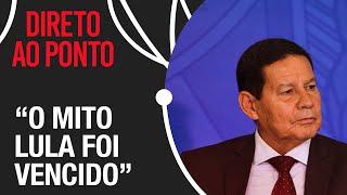 Direto Ao Ponto: Lula já cumpriu a sua parte, afirma Mourão