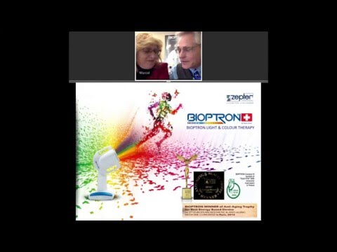Bioptron Color Therapy Training Video - YouTube