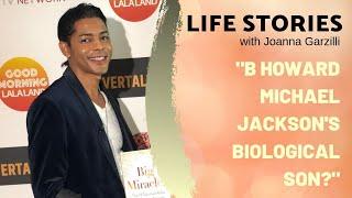 B Howard on Talk Show Life Stories with Joanna Garzilli on Focus TV Network