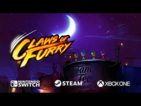 Claws of Furry | Announcement Trailer thumbnail