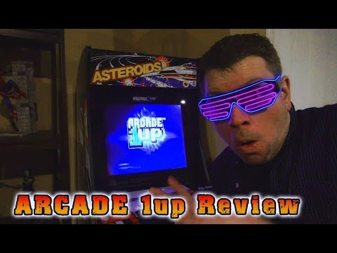 Arcade 1up Video Game Retro Cabinet Review & Exclusive Series 2 NEWS! Asteroids /Tempest