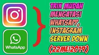 Cara Jitu Mengatasi Medsos WA, Instagram Yang Di Tutup Sementara Server Down part 2