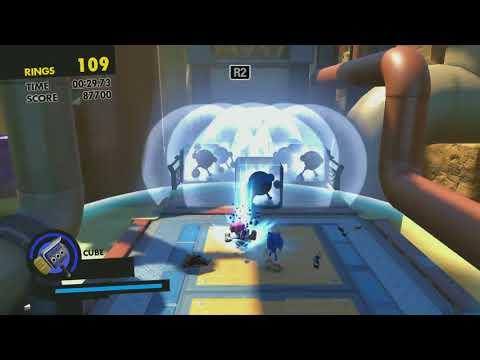 Première vidéo du mode Tag Team de Sonic Forces