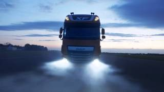 DAF LED technlology