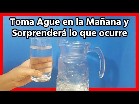 Beber Dos Vasos De Agua Por La Mañana En Ayunas Es Bastante Saludable
