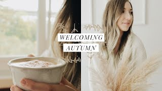 HELLO FALL | An Intentional Guide To Welcoming The Autumn Season