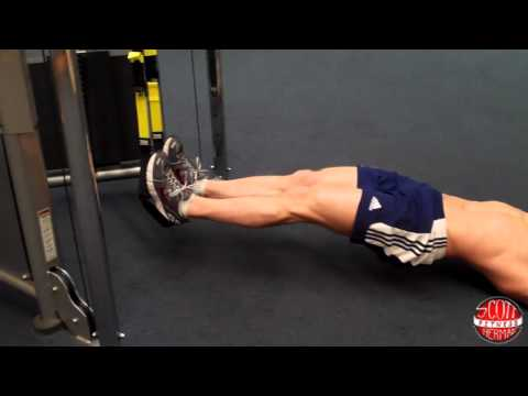 How To: TRX- Hamstring Curl