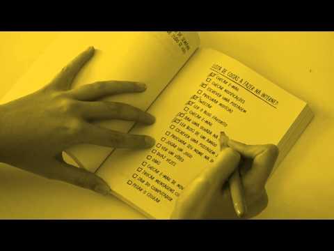 Booktrailer - 1 p�gina de cada vez, de Adam J. Kurtz