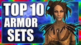 Top 10 Armor Sets in Skyrim Special Edition