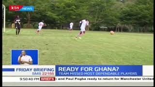 Ready for Ghana? Kenya U-20 Starlets promise not to let the team down